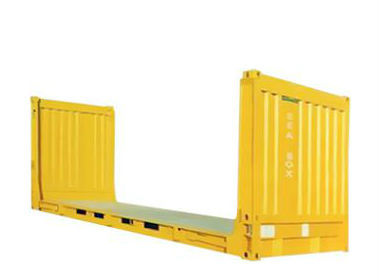 立方米 框架集装箱 框架集装箱是主要用来运送重型